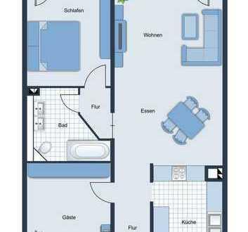 TOP: 3 ZimmerWohnung mit großartiger Aussicht