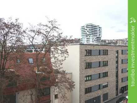 +++Luxuriöse Stadtwohnung mit sonniger Dachterrasse+++