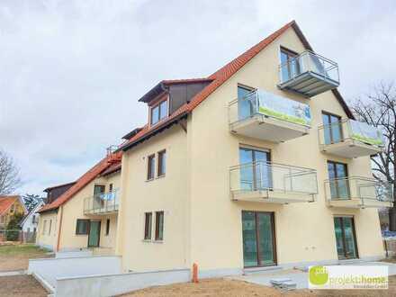 Charmante 2-Zi.-Wohnung mit Süd-Ost-Terrasse in Nürnberg Eibach - Erstbezug