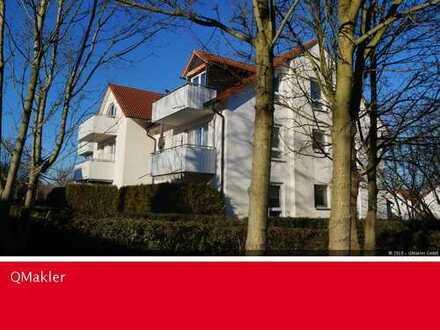 Bezugsfreie 3-Zimmer Eigentumswohnung nahe Beelitz inkl. Garage und Stellplatz