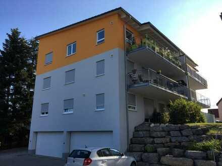 Neuwertige Wohnung mit dreieinhalb Zimmern und EBK in Bisingen