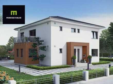 XXL Stadtvilla mit gehobener Ausstattung, auch als 2 Familienhaus nutzbar