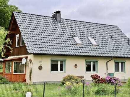 HORN IMMOBILIEN ++ tolles Haus in toller Lage, im Naturpark, Gehren bei Strasburg