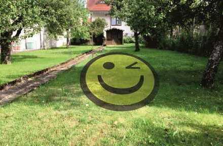 Hildrizhausen: BAUPLATZ in schöner Innerortslage