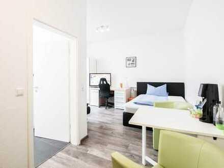 -RESERVIERT- 1-Zimmer-Apartment mit 27,43 m² Wohnfläche in gesuchter Innenstadtlage von Aalen