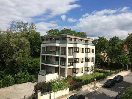 Wunderschöne 3-Zimmerwohnung mit Balkon im Villenviertel Dresden Weißer Hirsch