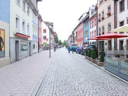 Grundstück in der Altstadt von Villingen