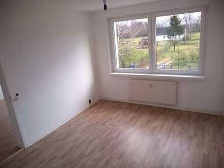 Frisch sanierte 2-Zimmer-Wohnung in Wendisch-Priborn
