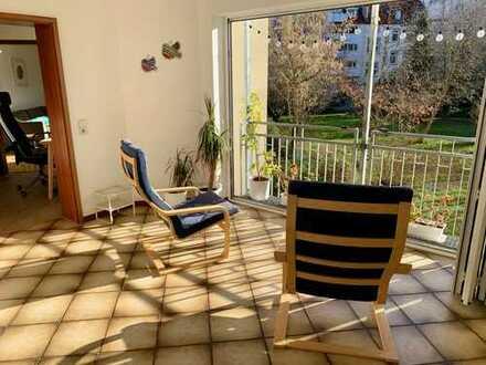 Gemütliche und helle 3,5-Zimmer-Wohnung in Karlsruhe (Nähe ZKM)
