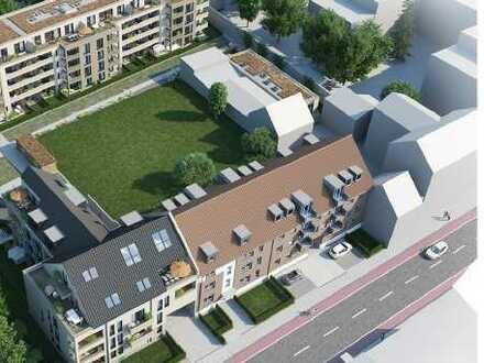 Willkommen in Ehrenfeld: Erdgeschosswohnung mit kleinem Garten