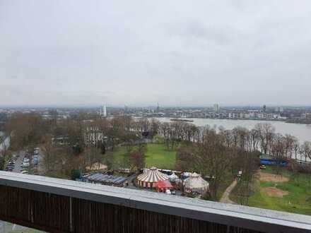 Seltene Gelegenheit! Appartement in Top Lage mit Rheinblick
