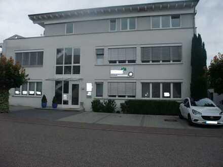 Modernes Bürogebäude 484 qm+Wohnhaus m.ELW 225qm und großem Garten