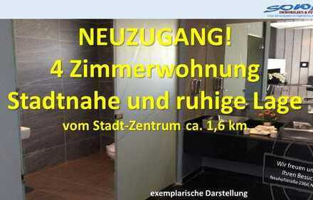 Neuzugang: 4 Zimmer Wohnung mit Bad, Balkon, Küche von ihrem Immobilienpartner: SOWA Immobilien u...