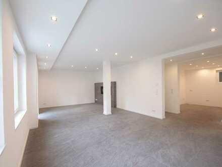 Stilvolle 3-Zimmer-EG-Wohnung mit Terrasse
