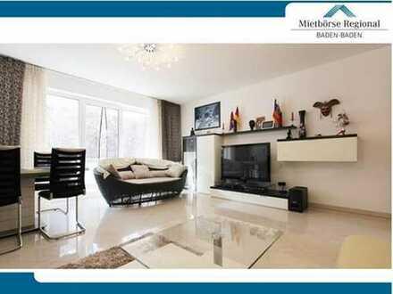 Vollmöbliert und modern - 2-Zimmer-Wohnung in ruhiger Lage