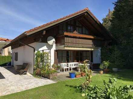 Schönes Haus mit vier Zimmern in traumhaften Wohnlage in Bernau am Chiemsee