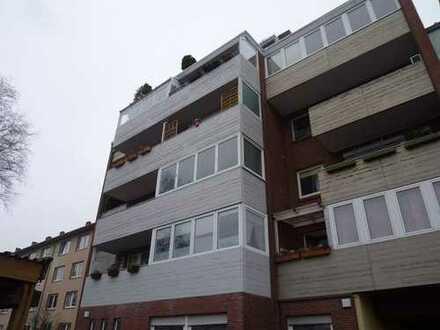 Ruhiges Wohnen im Zentrum von Wilhelmshaven!