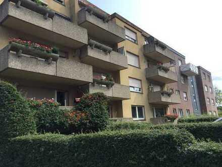 Modernisierte 3,5-Zimmer-Wohnung mit zwei grossen Balkonen in Dorsten