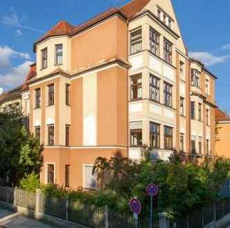 Münchenpendler aufgepasst! Freundliche, großzügige 5,5 ZKB Altbau Wohnung
