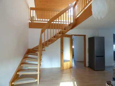3-Zimmer-Galeriewohnung über zwei Etagen in Ottobeuren!!!
