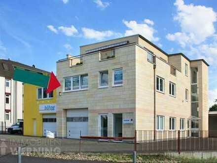 Helle Büroräume im Gewerbegebiet von Bad Honnef