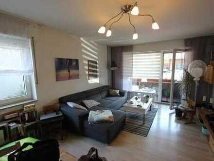Gemütliche & optimal geschnittene 3-Raum Wohnung mit Balkon in bester Lage von Bruch - WBS !