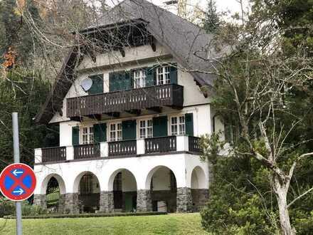 Glottertäler Herrenhaus - Denkmalschutz