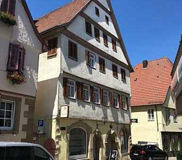Schöne, helle 3 Zimmer Wohnung im Herzen von Brackenheim