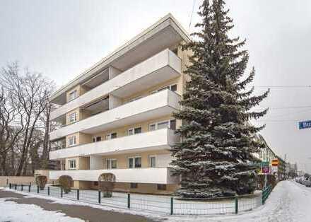 2-Zimmer-Wohnung mit ganz besonderem Flair in Berg-am-Laim!