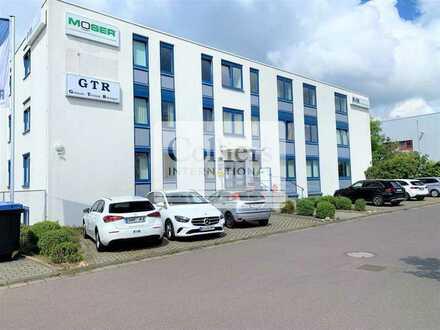 Büroflächen mit guter Anbindung an die A14