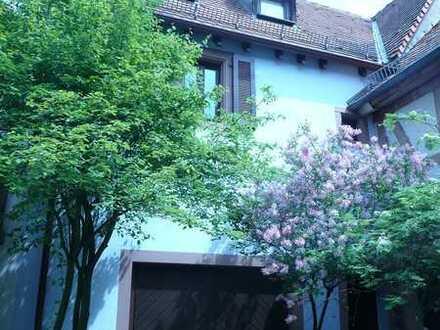 Idyllisches Haus mit Fernblick, top offene Küche, 4 Zimmer, in traumhafter Feste Dilsberg