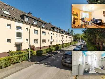 Vermietet!! Voll möblierte Eigentumswohnung in Huckingen zu verkaufen!! 5100 € Jahresmieteinnahmen