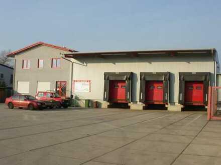 Kühllager- / Speditionshalle mit Büroräumen in Zeiskam