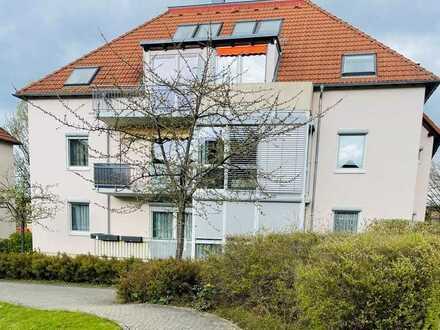 Schöne 3,5 Zimmer Maisonette-Wohnung im Dresdner Süden