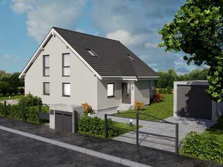 Viel Platz für die Familie in Trabitz - Haus, Grundstück und Garage inklusive.