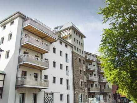 Einzigartige Luxus-Wohnung am Bürgerpark in historischer Wassermühle