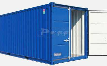 Mobile Lagerflächen Containerlagerhaus Pepp - Lagerflächen ganz nach Bedarf