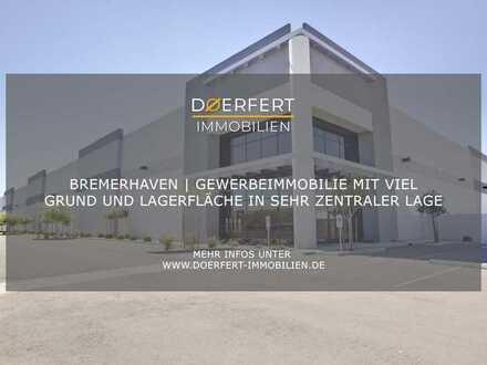 Bremerhaven | Gewerbeimmobilie mit viel Grund und Lagerfläche sehr in zentraler Lage
