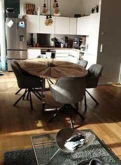 Geschmackvolle und geräumige 3-Zimmer-Wohnung mit 180 Grad Terrasse Wilmersdorf, Berlin