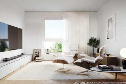 WALSER: Die hohe Kunst zu leben: Penthouse im beliebten Münchner Südwesten