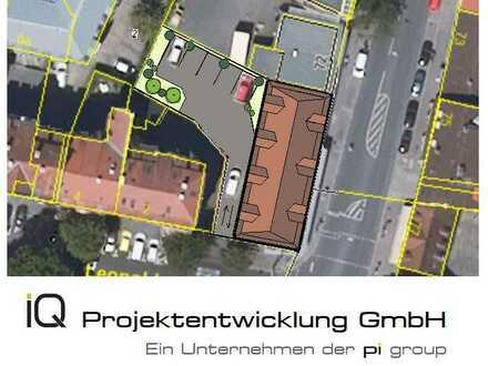 Entwicklungsfähiges Bauträgergrundstück für eine Bebauung zur wohnwirtschaftlichen Nutzung