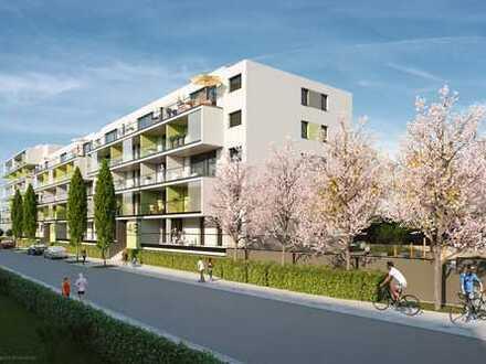 ***Zwei Terrassen Penthouse *** - Bald Bezugsfertig - Belfort Suiten in Pforzheim