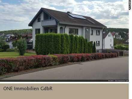 Helle lichtdurchflutete 4,5 Zimmer Wohnung in Halbhöhenlage von Wöschbach sucht neuen Eigentümer