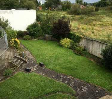 Maisonette in außergewähnlichem Stil mit Garten