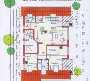 Neue Penthousewohnung mit 2 großen Balkonen in Schwalbach