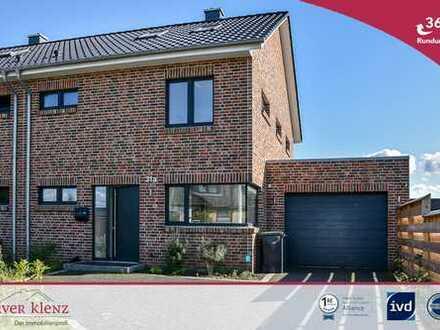 Moderne Doppelhaushälfte in Jarplund - Platz für Ihre Familie in kinderfreundlicher Nachbarschaft.