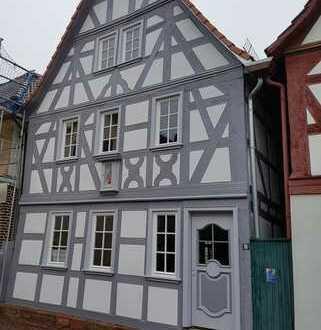 Sanierte 2 Zimmer-EG-Wohnung im Herzen von Seligenstadt