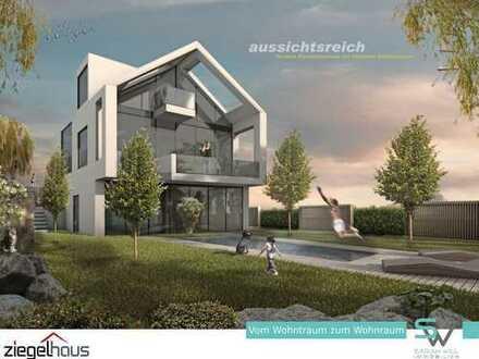 Einmaliges Angebot:Wohlfühl-Domizil mit exklusive Architektur und traumhaften Blick-IN TOPLAGE