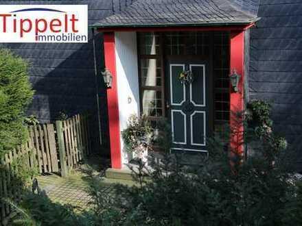 SG Gräfrath: Bergische Schweiz! Haus im Haus, 3 Zimmer mit fantastischem Ausblick!