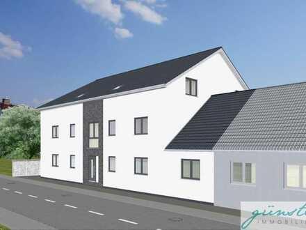 Neubauprojekt Unna-Massen!Barrierefreie EG-ETW (Whg .4 OG rechts - ca.74,31 m²) Balkon/ Stellplatz